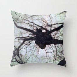 simultaneous Throw Pillow