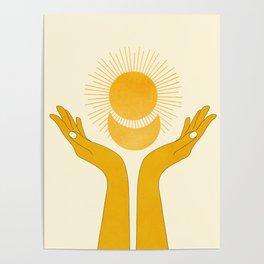 Holding the Light Poster