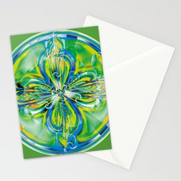 Mandalas of Healing and Awakening 6 Stationery Cards