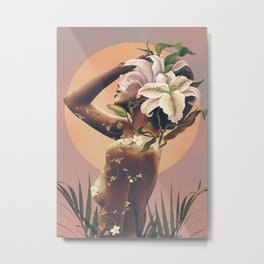 Floral beauty 3 Metal Print