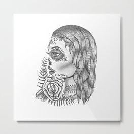 Departed Soul Metal Print