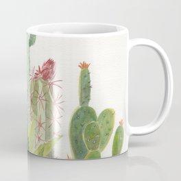 Cactus Watercolor Coffee Mug