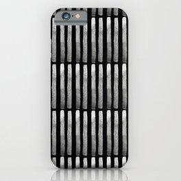 Blacksticks Matchsticks iPhone Case