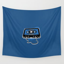 I let my tape rock 'til my tape popped Wall Tapestry