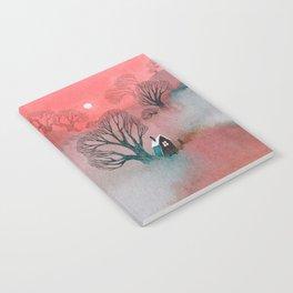 Misty Moors Notebook