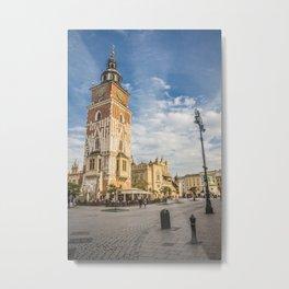 Krakow 1.0 Metal Print