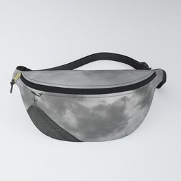 Cloudy Skies Fanny Pack