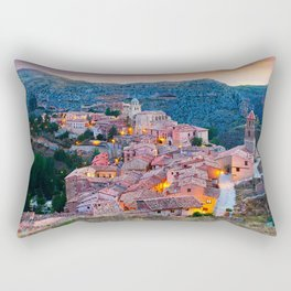 Albarracín - Teruel - Spain Rectangular Pillow