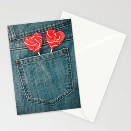 Love Candy II Stationery Cards