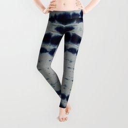 Shibori Strips Leggings