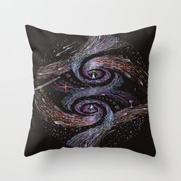 How Many Times Have We Done This? Throw Pillow