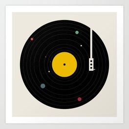 Music, Everywhere Kunstdrucke