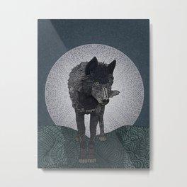 Watcher Metal Print