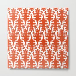 Pattern Or Metal Print