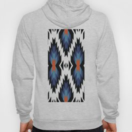 American Native Pattern No. 217 Hoody