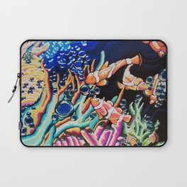 Sea Bubbles Laptop Sleeve