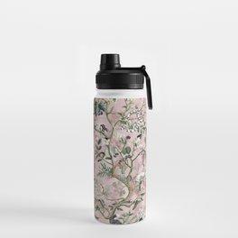 Wild Future pink Water Bottle