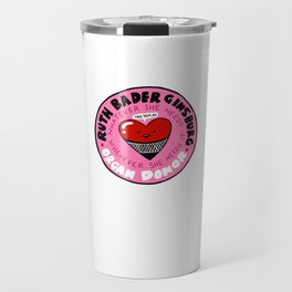 RBG Organ Donor Travel Mug