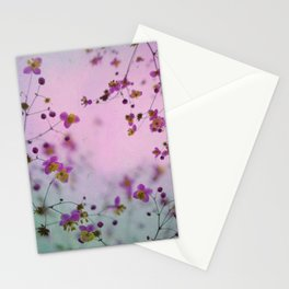 Vintage Little Flowers Stationery Cards
