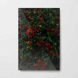 blanket flower Metal Print