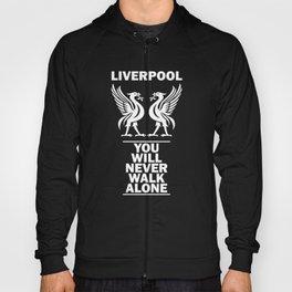 Slogan: Liverpool Hoody