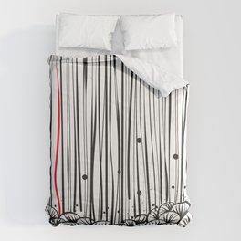 girasoli (stand by me) Comforters