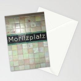 Berlin U-Bahn Memories - Moritzplatz Stationery Cards