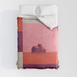 landscape0711 Comforters