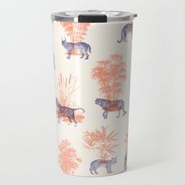 Where they Belong - Tigers Travel Mug