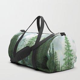 Mountain Morning 2 Duffle Bag