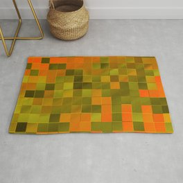 little colored squares -2- Rug