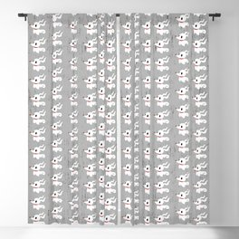 Puppy Spook Blackout Curtain