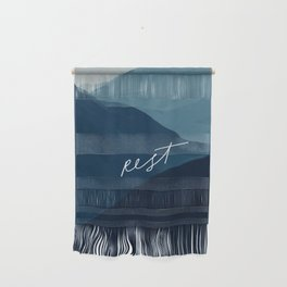 Rest Wall Hanging