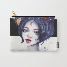The Universe inside Carry-All Pouch
