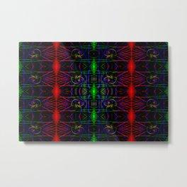 Colorandblack serie 250 Metal Print