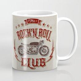 Rock 'n Roll Motorcycle Club Coffee Mug