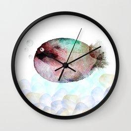 pesciolino Wall Clock