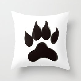 Padfoot Throw Pillow