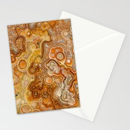 Crazy Lace Laguna Agate Stationery Cards