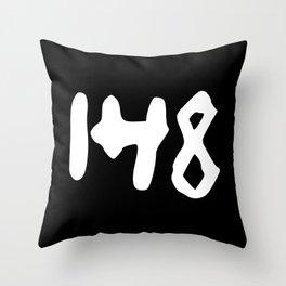 IH8 Throw Pillow