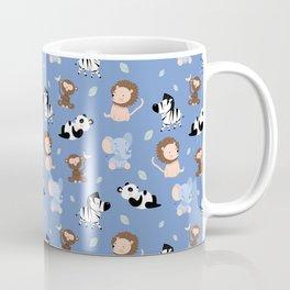 The jungle animals pattern Coffee Mug