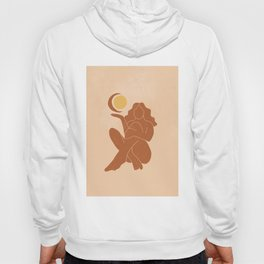 The Sun, The Moon and a Woman Hoody