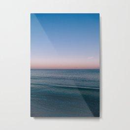 Florida Ocean Sunrise Metal Print