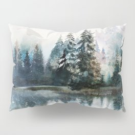 Winter Morning Pillow Sham