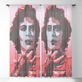 The Rocky Horror Picture Show - Pop Art Sheer Curtain