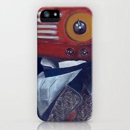 Radiohead iPhone Case