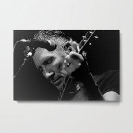 Roger Waters (Pink Floyd) - II Metal Print