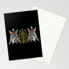 Anunnaki Aliens Gods Ancient Sumerian Conspiracy Stationery Cards