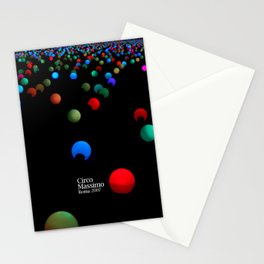 lights - Circo Massimo - Notte Bianca Stationery Cards
