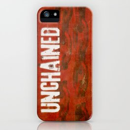 Unchained iPhone Case